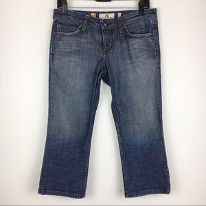 Juicy Couture Jeans Denim Capris Size 29